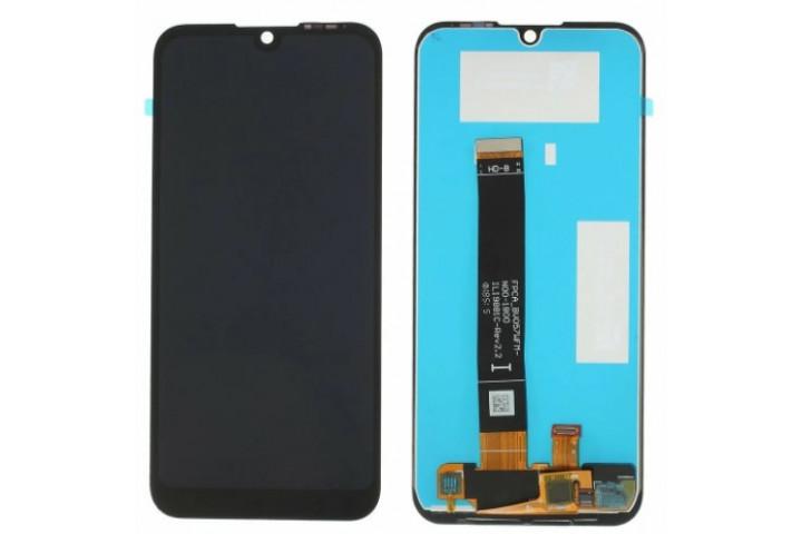 Дисплей для Huawei Honor 8S / Y5 2019 в сборе с тачскрином черный Rev 4.4