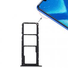 Лоток симкарт для Huawei Honor 8X синий
