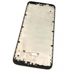 Рамка дисплея для Huawei Honor 8A / 8A Pro / Y6s черная