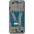Рамка дисплея для Huawei Honor 9 Lite серая