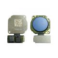 Сканер отпечатка пальца для Huawei Honor 9 Lite синий