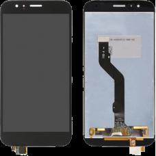 Дисплей для Huawei G8 в сборе с тачскрином черный