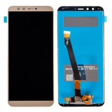 Дисплей для Huawei Honor 9 Lite в сборе с тачскрином золотой