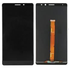 Дисплей для Huawei Mate 8 в сборе с тачскрином черный