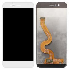 Дисплей для Huawei Nova 2 Plus в сборе с тачскрином белый
