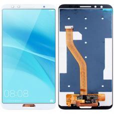 Дисплей для Huawei Nova 2S в сборе с тачскрином белый