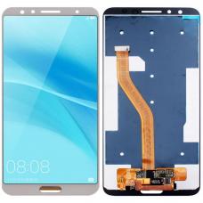 Дисплей для Huawei Nova 2S в сборе с тачскрином розовый