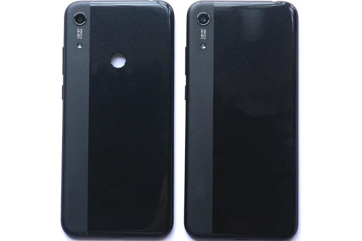 Задняя крышка для Huawei Honor 8A / 8A Pro чёрная