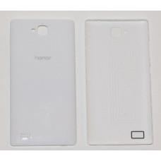 Запчасти Huawei Meizu Задняя крышка Huawei Honor 3C белая