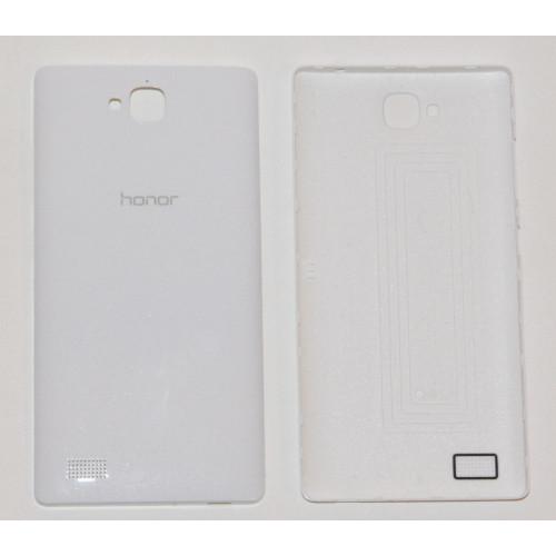 Запчасти Huawei: Задняя крышка Huawei Honor 3C белая