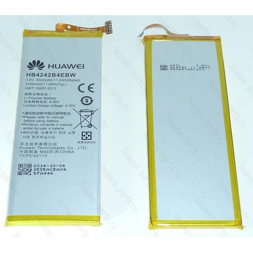Запчасти Huawei: Аккумулятор Huawei Honor 6 / Honor 4X HB4242B4EBW