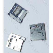 Запчасти Huawei: Гнездо micro SD карты памяти Huawei Honor 6