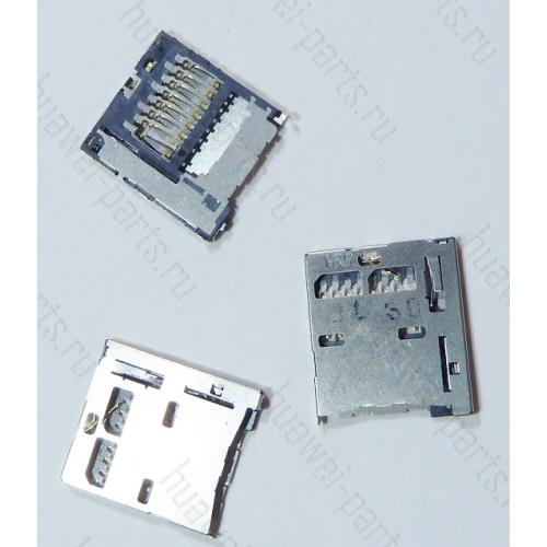 Запчасти Huawei Meizu Гнездо micro SD карты памяти Huawei Honor 6