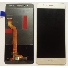 Запчасти Huawei Meizu Дисплей с тачскрином Huawei Honor 8 золотой