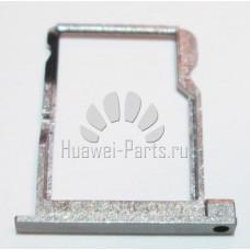 Запчасти Huawei Meizu Держатель карты памяти Huawei P6 светлый (лоток)