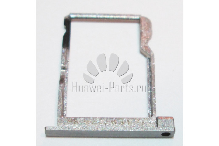 Запчасти Huawei: Держатель карты памяти Huawei P6 светлый (лоток)