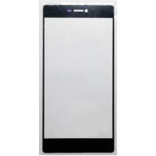 Запчасти Huawei Meizu Стекло Huawei P8 чёрное