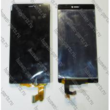 Запчасти Huawei Meizu Дисплей в сборе с тачскрином Huawei P8 standart чёрный