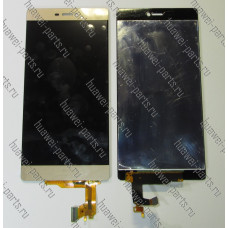 Запчасти Huawei Meizu Дисплейный модуль Huawei P8 standart золотой