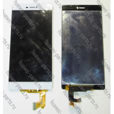 Запчасти Huawei: Дисплей в сборе с тачскрином Huawei P8 белый