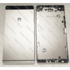 Запчасти Huawei Meizu Корпус Huawei P8 (задняя крышка, тёмная)