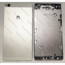 Запчасти Huawei Meizu Корпус Huawei P8 (задняя крышка, светлая)