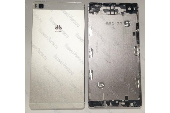 Запчасти Huawei: Корпус Huawei P8 (задняя крышка, светлая)