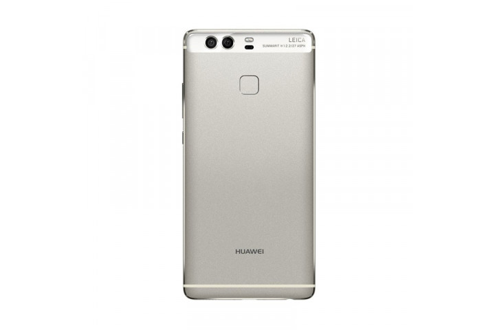 Запчасти Huawei: Корпус Huawei P9 серебристый/светлый/белый
