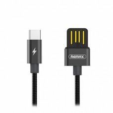 Запчасти Huawei: Кабель USB/Type-C Remax RC-080a Черный