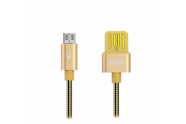 Запчасти Huawei: USB кабель Remax RC-080m Золото
