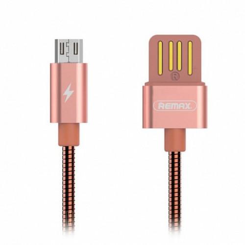Запчасти Huawei: USB кабель Remax RC-080m Розовый